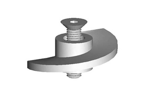 FloorFix - Steel Floor Clamps